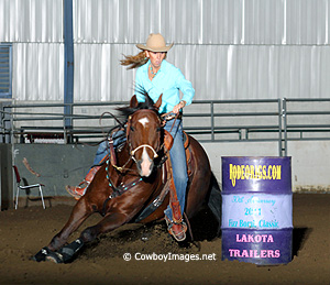 Barrel Racing Success