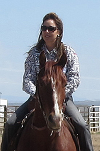 10x NFR Barrel Racer, Molly Powell