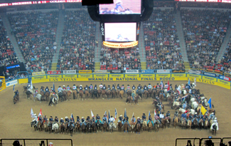The Wrangler National Finals Rodeo - Where Dreams Come True