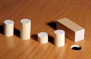 Pounding a square peg into a round hole is difficult for everyone.