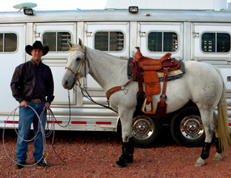 Here's to lots more trophy saddles!
