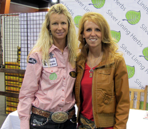 Sherry Cervi & Heather Smith