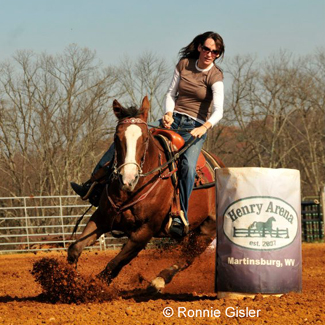Let's turn YOUR barrel racing dreams into REALITY!