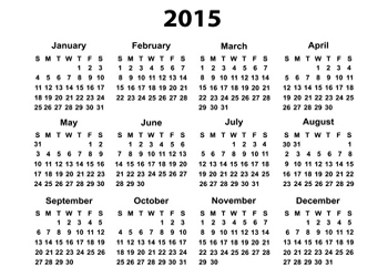 The new year is FULL of possibilities - plan SMART!