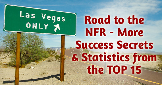 Road to the NFR - More Success Secrets and Statistics from the Top 15