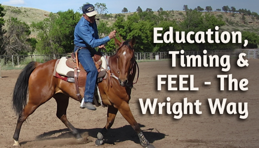 Education, Timing & Feel - The Wright Way