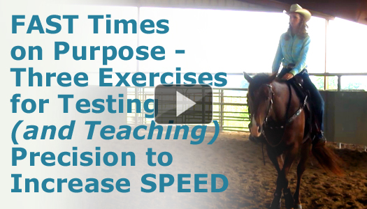 FAST Times on Purpose - Three Exercises for Testing (and Teaching) Precision to Increase Speed