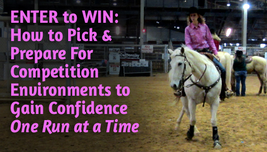 Enter to WIN: How to Pick and Prepare for Competition Environments to Gain Confidence One Run at a Time