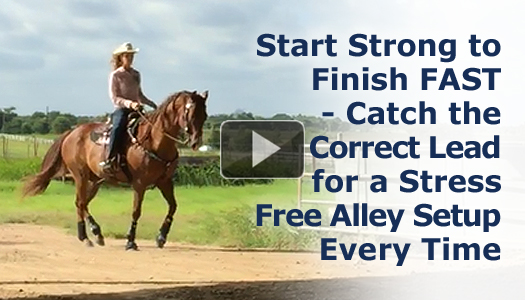Start Strong to Finish FAST – Catch the Correct Lead for a Stress-Free Alley Set Up Every Time