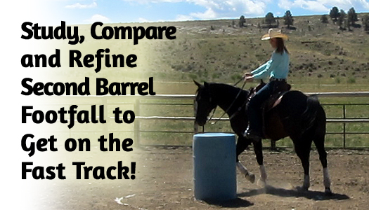 Study, Compare and Refine Second Barrel Footfall to Get on the Fast Track!