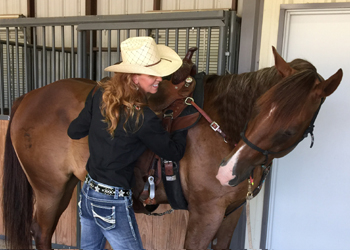 What is your horse telling you about saddle fit?