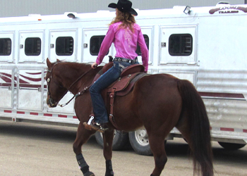 Barrel Racing Sponsorship - You don't have to go it alone.