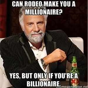 Rodeo Millionaire