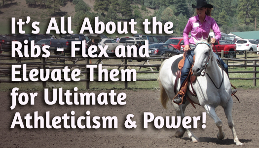 It's All About the Ribs - Flex and Elevate Them for Ultimate Athleticism & Power!