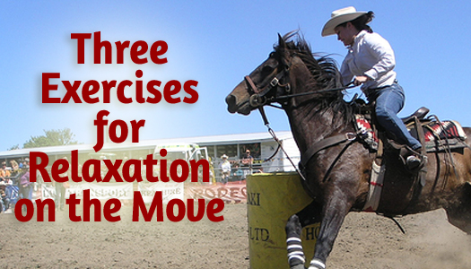 Three Exercises for Relaxation on the Move