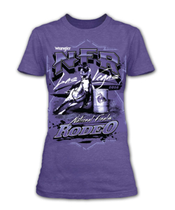 NFR Barrel Racing Tee