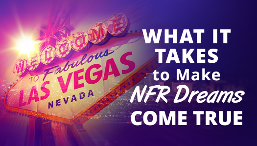 What it Takes to Make NFR Barrel Racing Dreams Come True