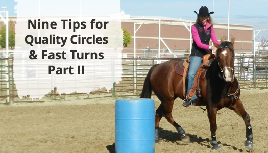 Nine Tips for Quality Circles & Fast Turns - Part II