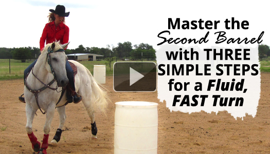 Master the Second Barrel with Three Simple Steps for a Fluid, Fast Turn