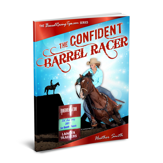 The Confident Barrel Racer