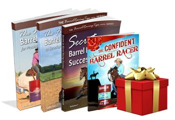 Barrel Racing Tips Holiday Book Bundle