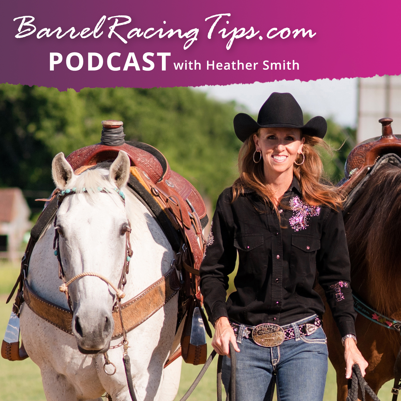 Barrel Racing Tips Podcast