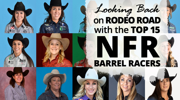 2018 NFR Barrel Racers